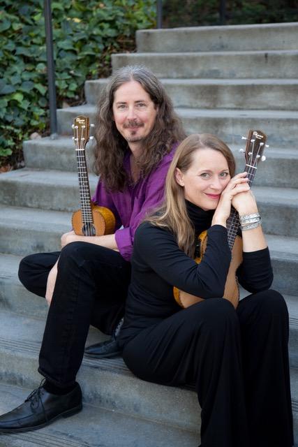 Daniel Ward & Heidi Swedberg